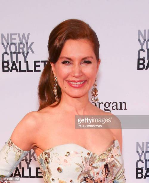 Jean Shafiroff attends the 2018 New York City Ballet Spring Gala at David H Koch Theater Lincoln Center on May 3 2018 in New York City