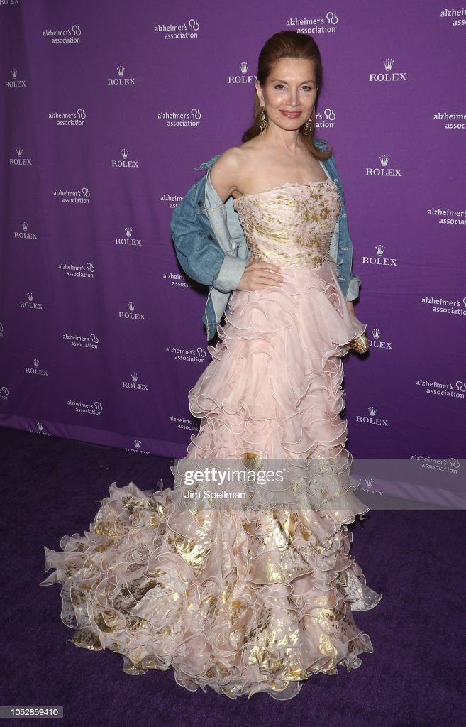 35th Annual Alzheimer's Association Rita Hayworth Gala : News Photo