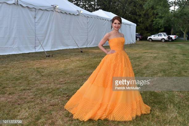 Jean Shafiroff attends the 60th Annual Summer Party For Stony Brook Southampton Hospital on August 4 2018 in Southampton New York