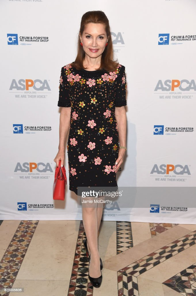 The ASPCA Hosts 2017 Humane Awards Luncheon With Master of Ceremonies, Chuck Scarborough - Arrivals