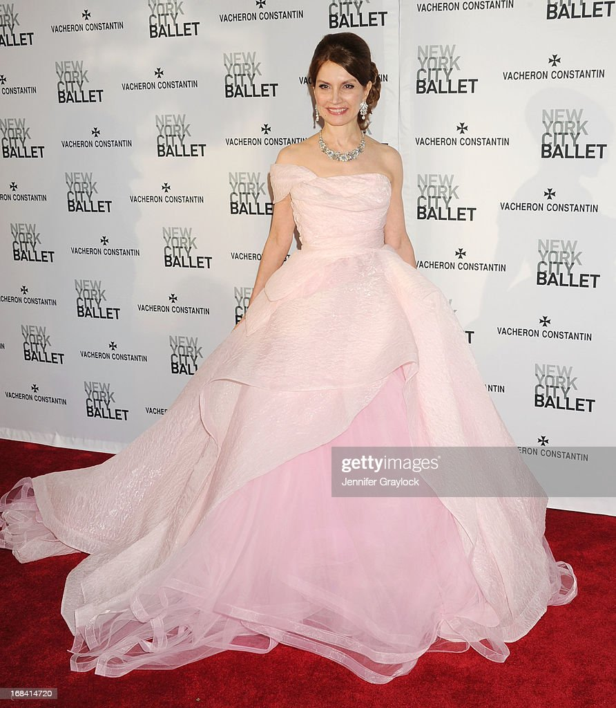 Jean Shafiroff attends the New York City Ballet's Spring 2013 Gala at David H. Koch Theater, Lincoln Center on May 8, 2013 in New York City.
