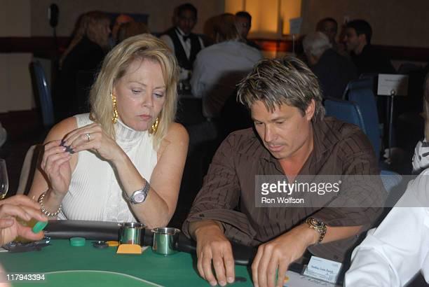 casino night fundraiser for caucus foundation ストックフォトと画像