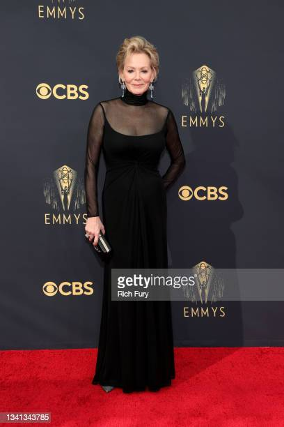 Jean Smart attends the 73rd Primetime Emmy Awards at L.A. LIVE on September 19, 2021 in Los Angeles, California.