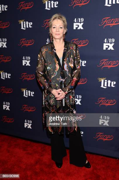Jean Smart attends the FX Network 2017 AllStar Upfront at SVA Theater on April 6 2017 in New York City