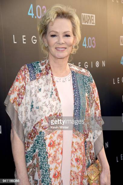 Jean Smart attends the premiere of FX's 'Legion' Season 2 at DGA Theater on April 2 2018 in Los Angeles California