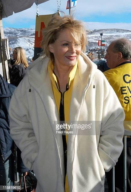 Jean Smart during 2004 Sundance Film Festival Garden State Premiere at Eccles in Park City Utah United States