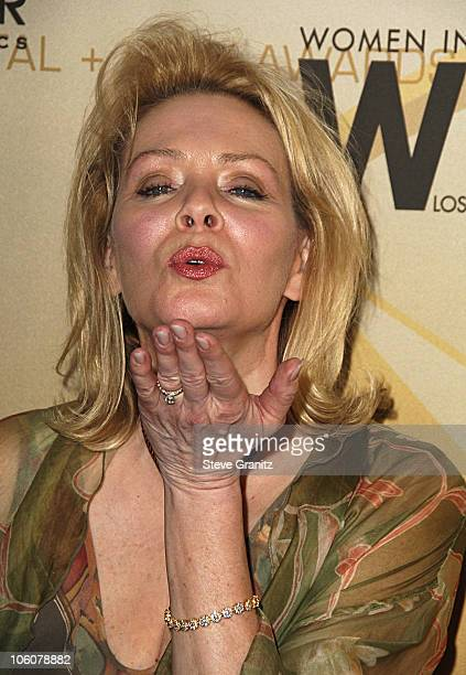 Jean Smart during 2006 Women In Film Crystal Lucy Awards Arrivals at Century Plaza Hotel in Century City California United States