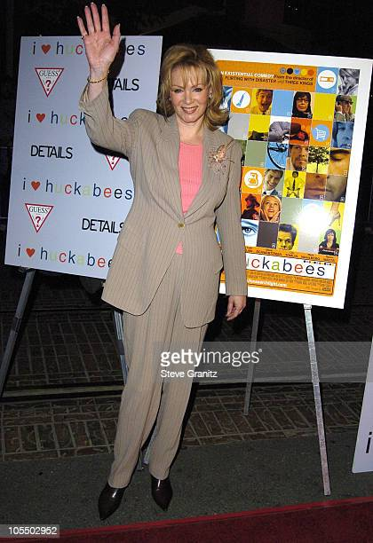 Jean Smart during I Heart Huckabees Los Angeles Premiere Arrivals at The Grove in Hollywood California United States