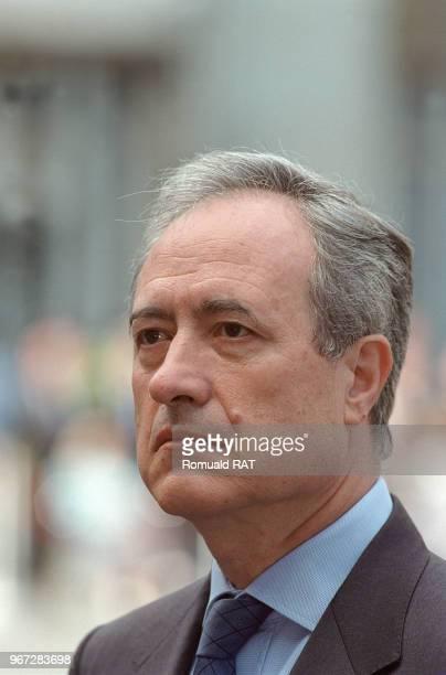 Jean Tiberi, mayor of Paris.