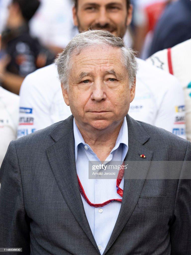 FIA Formula E Championship - Monaco E-Prix : News Photo