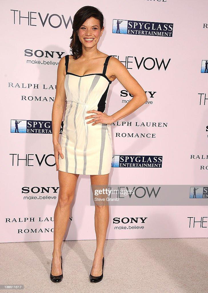 """""""The Vow"""" Los Angeles Premiere - Arrivals : News Photo"""