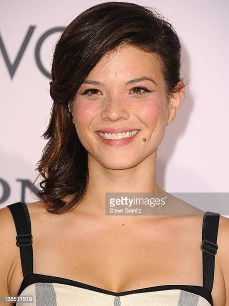 Jeananne Goossen arrives at The Vow Los Angeles Premiere at Grauman's Chinese Theatre on February 6 2012 in Hollywood California