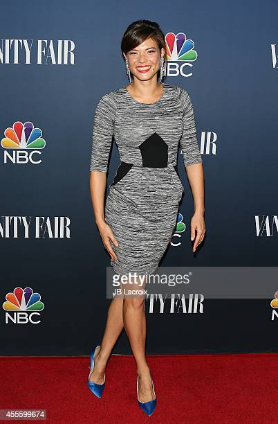 Jeananne Goossen attends the NBC And Vanity Fair 20142015 TV Season Red Carpet Media Event on September 15 in West Hollywood California
