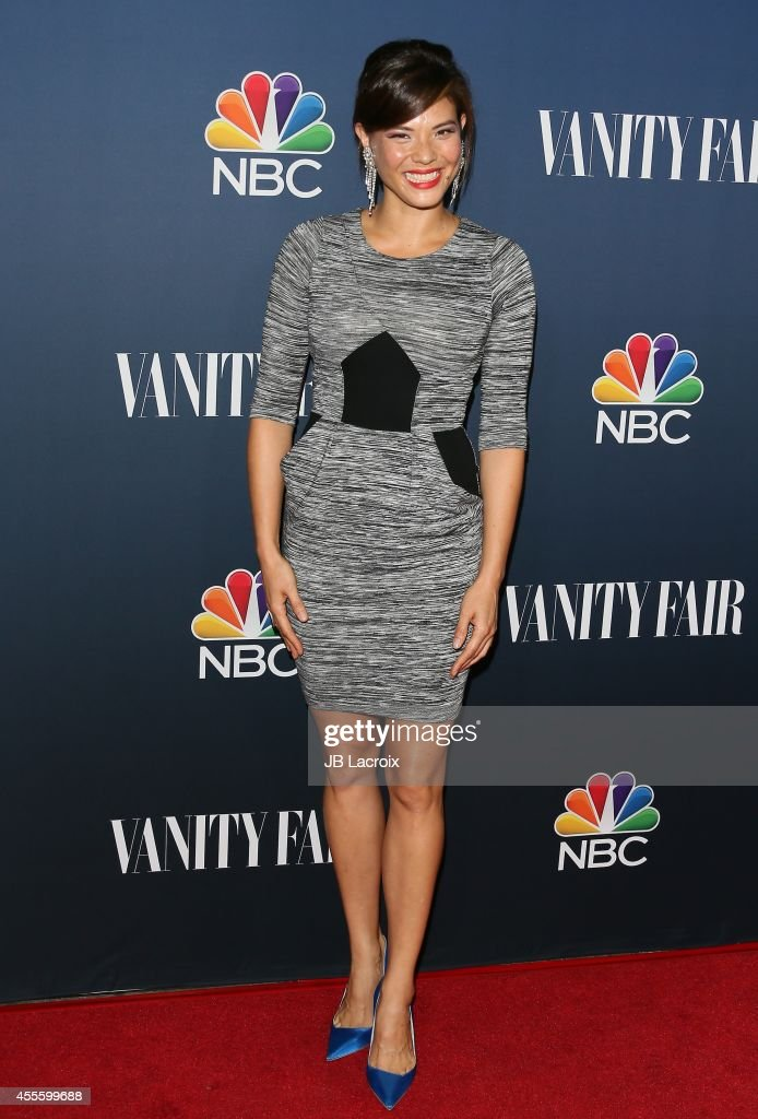 NBC And Vanity Fair 2014-2015 TV Season Red Carpet Media Event : News Photo