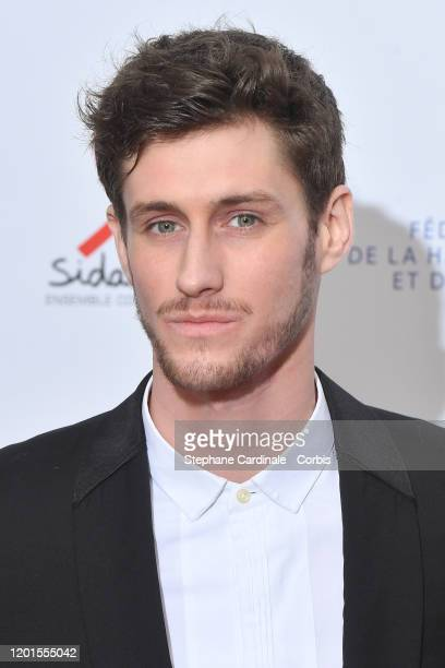 JeanBaptiste Maunier attends Sidaction Gala Dinner 2020 At Pavillon Cambon on January 23 2020 in Paris France