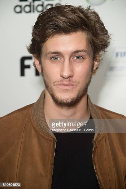 JeanBaptiste Maunier attends the Fifa 17 Xperience Party at Le Cercle Cadet on September 26 2016 in Paris France