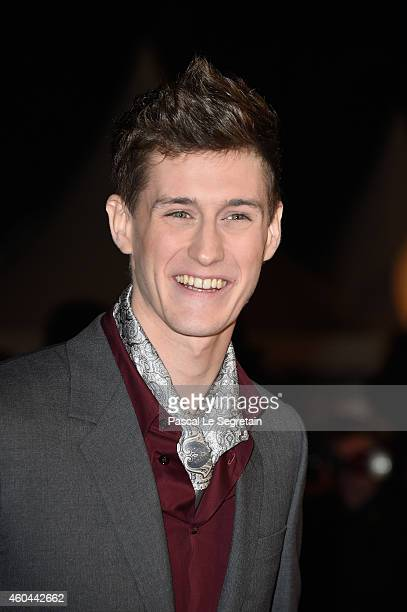 JeanBaptiste Maunier attends the NRJ Music Awards at Palais des Festivals on December 13 2014 in Cannes France