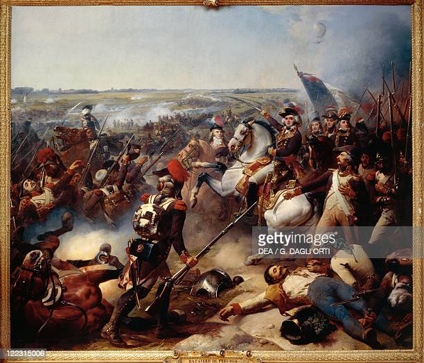 JeanBaptiste Mauzaisse The Battle of Fleurus 26th June 1794 The battle was fought during the Fisrt Coalition War by French Revolutionary Army leaded...