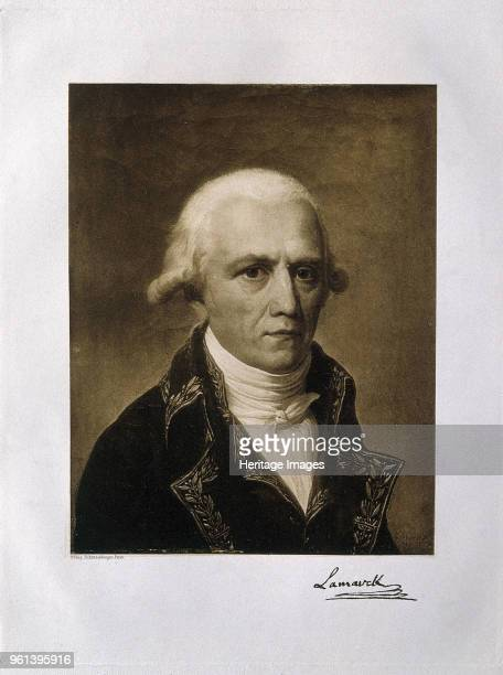 JeanBaptiste Pierre Antoine de Monet Chevalier de Lamarck 1801 Private Collection