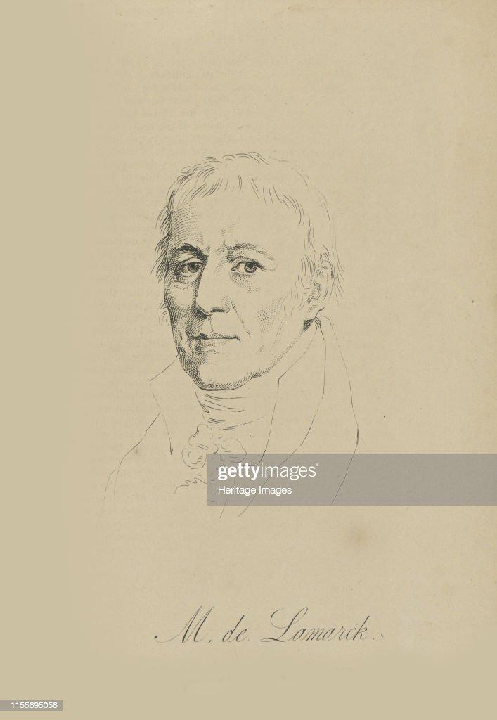 Jean-Baptiste Pierre Antoine De Monet : Fotografía de noticias