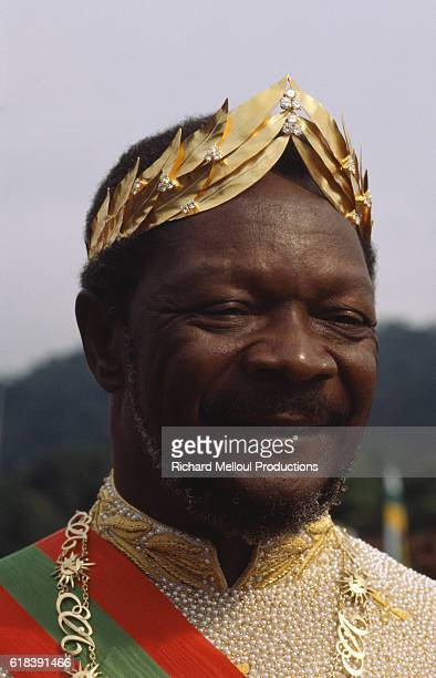 JeanBedel Bokassa was military ruler of the Central African Republic from January 1966 and Emperor from 1976 to his overthrow on December 4 1976...