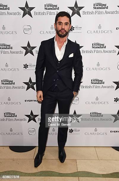 JeanBernard FernandezVersini arrives at The London Evening Standard British Film Awards at Claridge's Hotel on December 8 2016 in London England