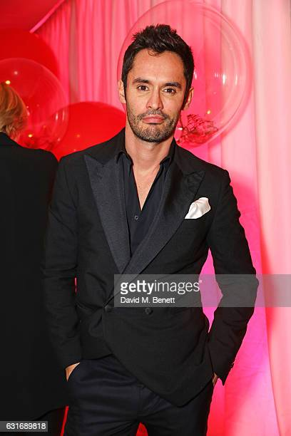 JeanBernard FernandezVersini attends a performance of Prokofiev's Romeo Juliet in aid of Gift Of Life at the Royal Festival Hall on January 14 2017...