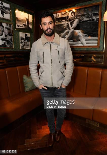 JeanBernard FernandezVersini attends a VIP exclusive preview of new Knightsbridge Italian restaurant Harry's Dolce Vita on November 28 2017 in London...
