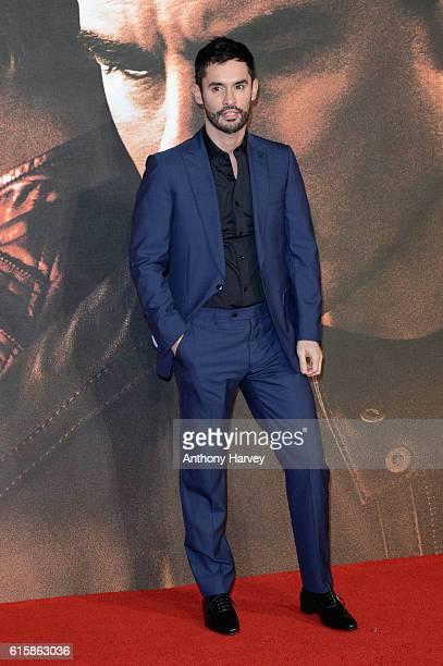 JeanBernard FernandezVersini attends the European premiere of 'Jack Reacher Never Go Back' at Cineworld Leicester Square on October 20 2016 in London...