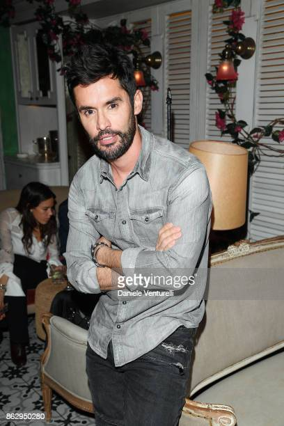 JeanBernard FernandezVersini attends the Intimissimi Grand Opening Party on October 18 2017 in New York United States