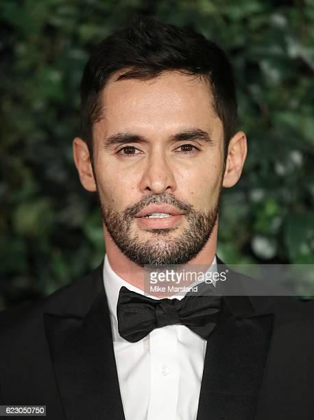 JeanBernard FernandezVersini attends The London Evening Standard Theatre Awards at The Old Vic Theatre on November 13 2016 in London England