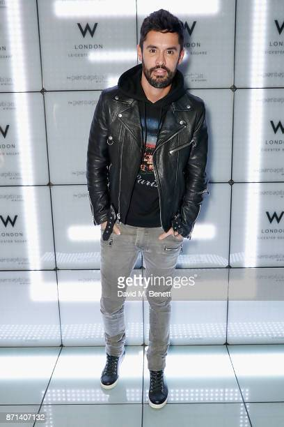 JeanBernard FernandezVersini attends the official launch of The Perception at The W Hotel on November 7 2017 in London England