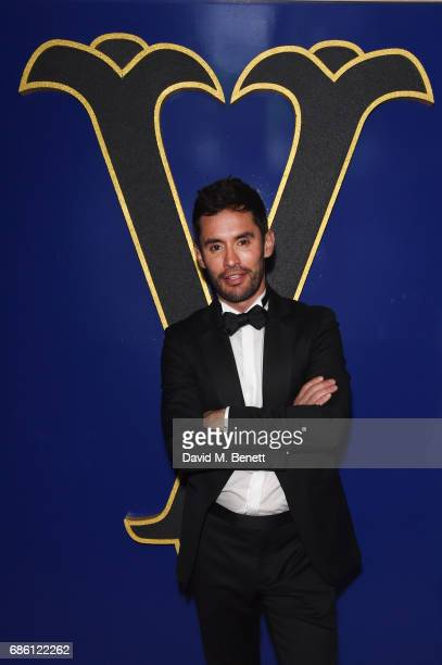 JeanBernard FernandezVersini attends The Square screening afterparty at the Versini GREY GOOSE popup at Five Seas Hotel on May 20 2017 in Cannes...