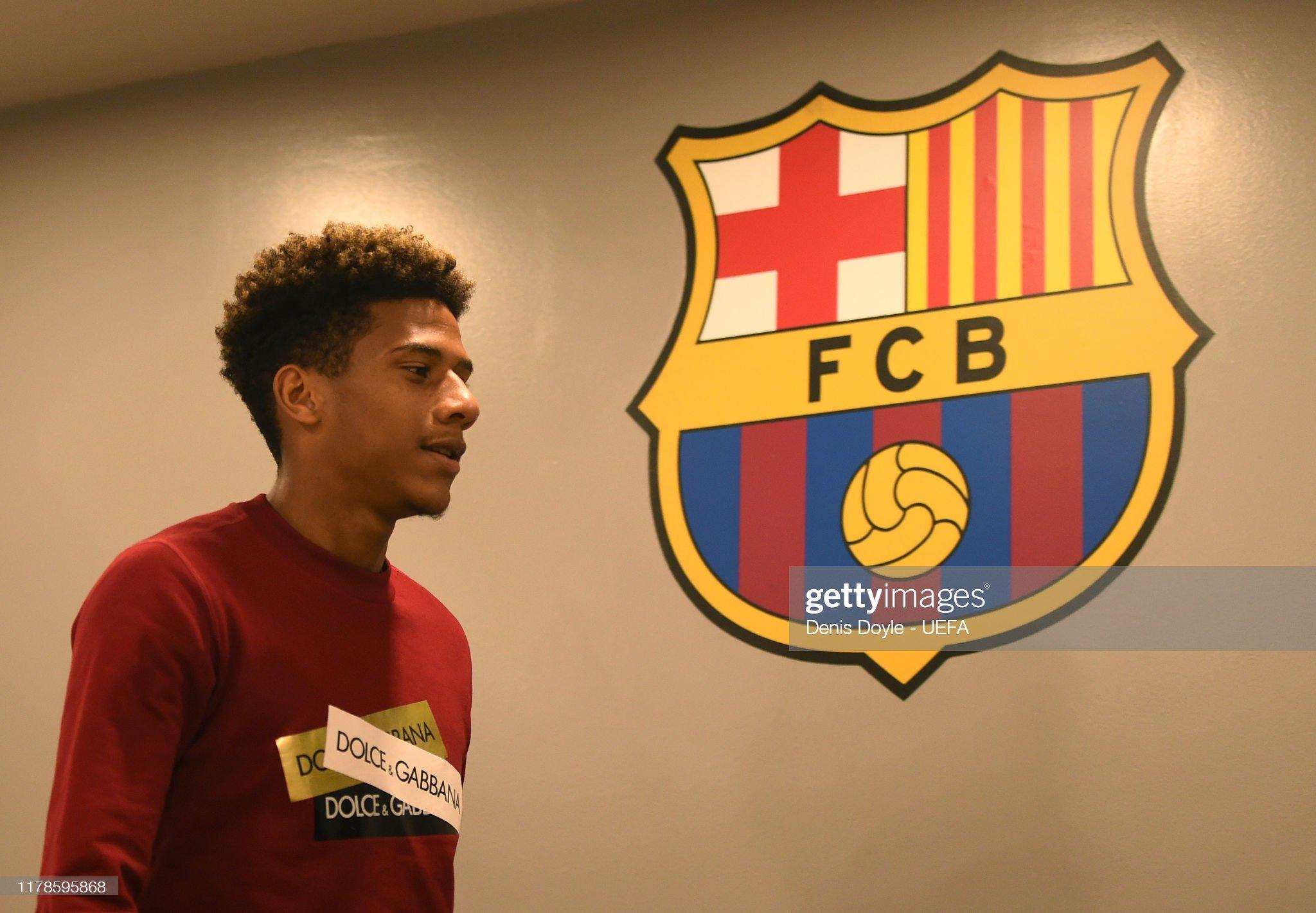 صور مباراة : برشلونة - إنتر 2-1 ( 02-10-2019 )  Jeanclair-todibo-of-fc-barcelona-arrives-for-the-uefa-champions-f-picture-id1178595868?s=2048x2048