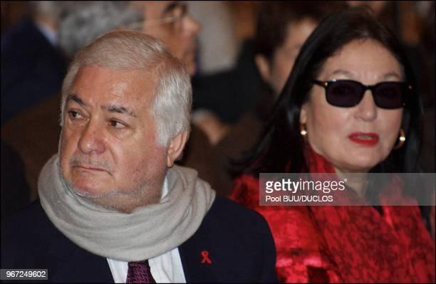 JeanClaude Brialy et Nana Mouskouri