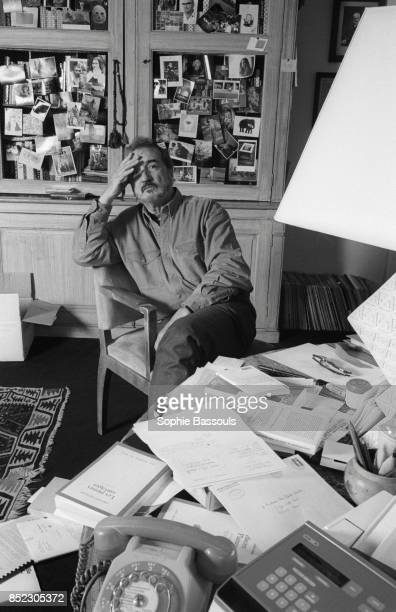 JeanClaude Carriere is a French novelist playwright and screenwriter who wrote scripts for director Luis Bunuel He is the director of the Fondation...