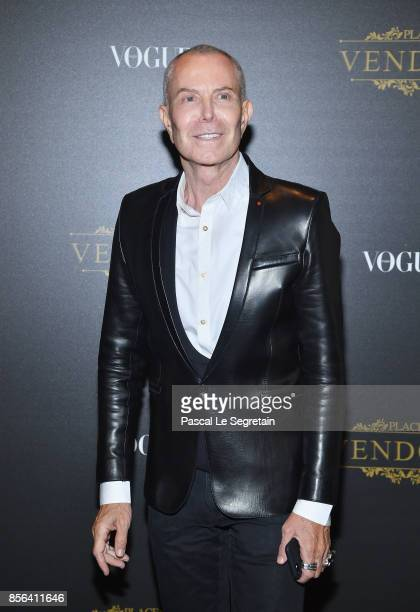 JeanClaude Jitrois attends the Irving Penn Exhibition Private Viewing Hosted by Vogue as part of the Paris Fashion Week Womenswear Spring/Summer 2018...