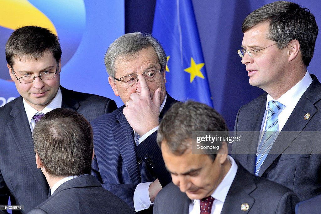 EU Leaders Attend The Summit In Brussels