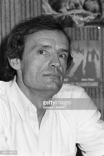 JeanClaude Killy à Val d'Isère France le 10 décembre 1982