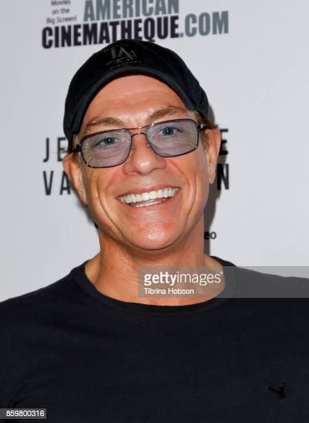 JeanClaude Van Damme attends Beyond Fest's screening of Amazon's 'JeanClaude Van Johnson' at The Egyptian Theatre on October 9 2017 in Los Angeles...
