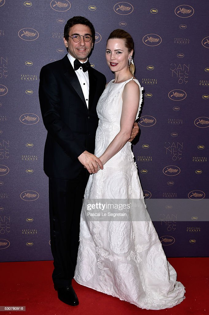 Opening Gala Dinner Arrivals - The 69th Annual Cannes Film Festival : News Photo