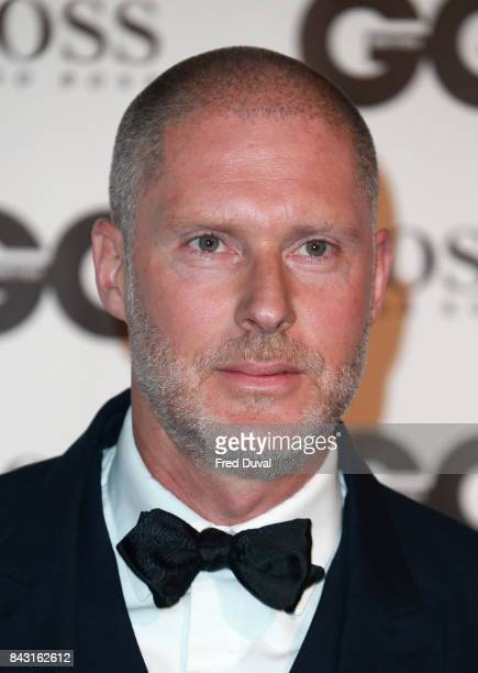 JeanDavid Malat attends the GQ Men Of The Year Awards at Tate Modern on September 5 2017 in London England