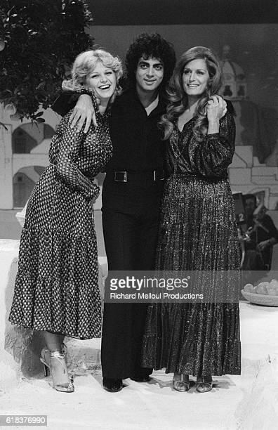 Jeane Manson, Enrico Macias, and Dalida