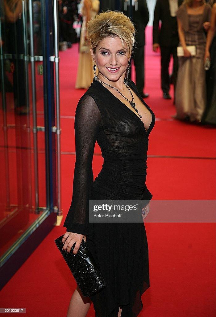 Jeanette Biedermann Rtl Gala Verleihung  Deutscher Fernsehpreis Coloneum