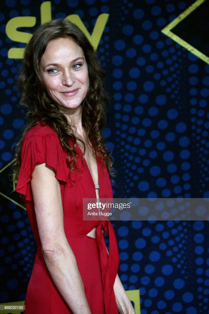 Jeanette Hain Attends The Babylon Berlin Premiere At Berlin