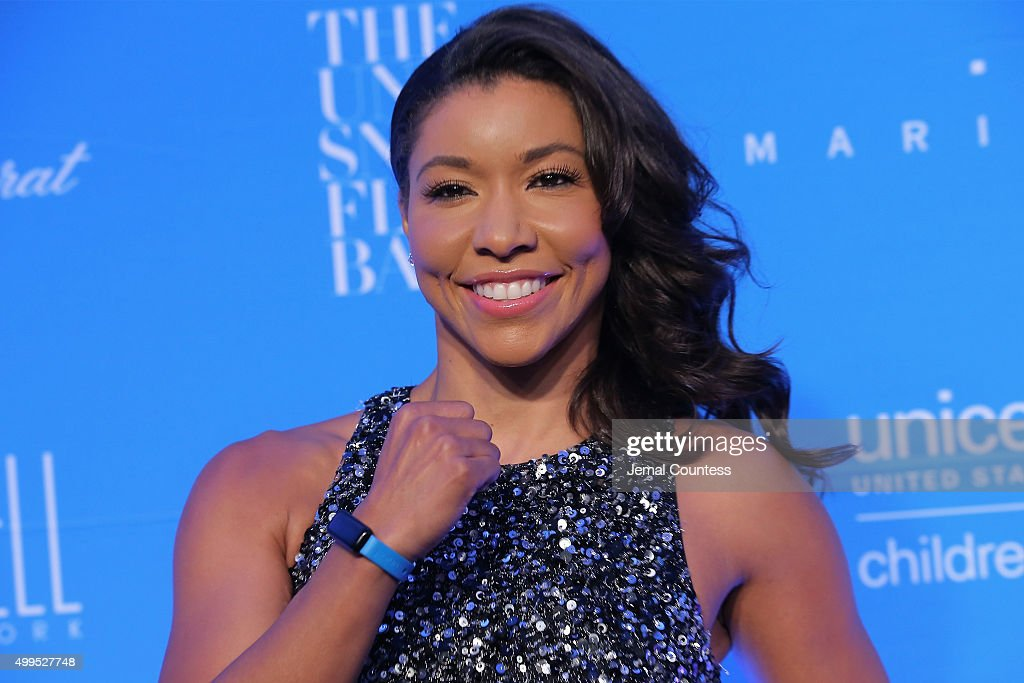 Jeanette Jenkins attends the 11th Annual UNICEF Snowflake Ball Honoring Orlando Bloom, Mindy Grossman And Edward G. Lloyd at Cipriani, Wall Street on December 1, 2015 in New York City.