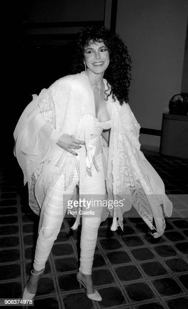 Jeanette Sassoon attends March of Dimes Gourmet Gala on March 4 1986 at the Sheraton Premiere Hotel in Universal City California