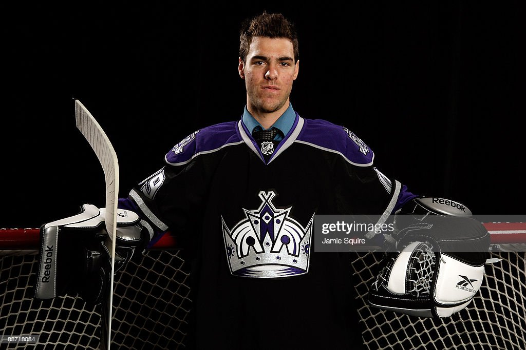 2009 NHL Draft Portraits : News Photo