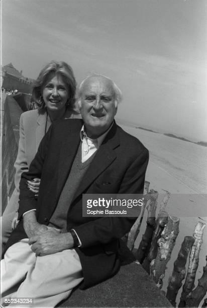 JeanFrancois Deniau and Marie Dabadie