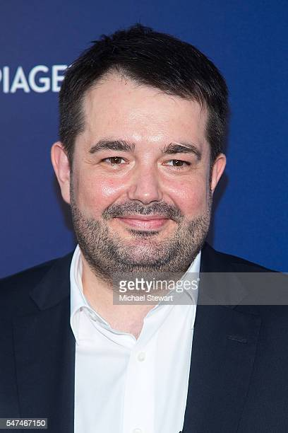 JeanFrancois Piege attends the Piaget new timepiece launch at the Duggal Greenhouse on July 14 2016 in New York City